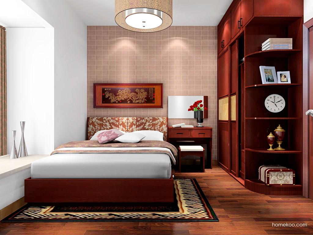 中国韵卧房家具A17106