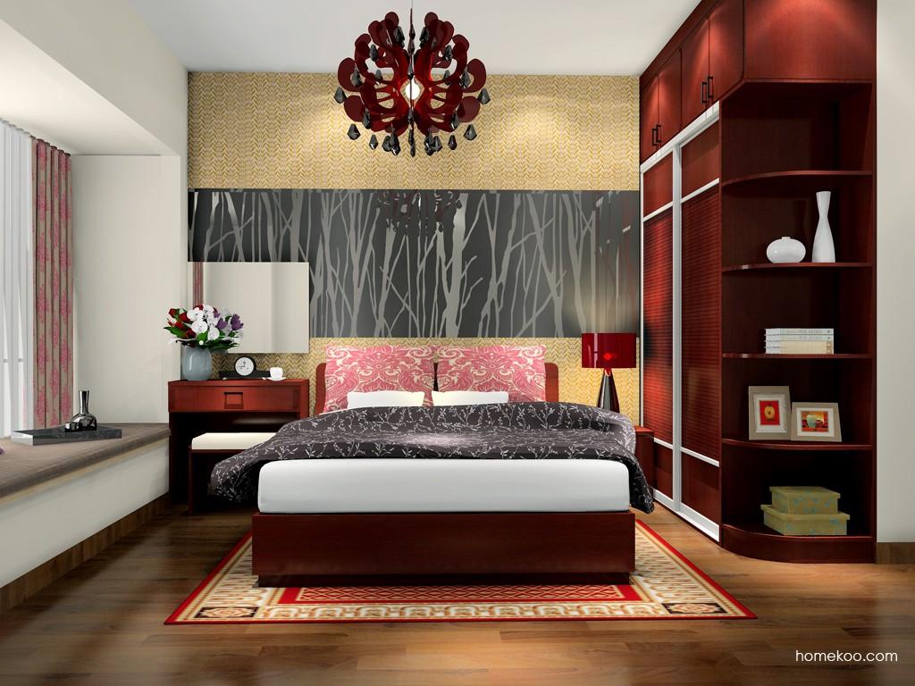 中国韵卧房家具A17114