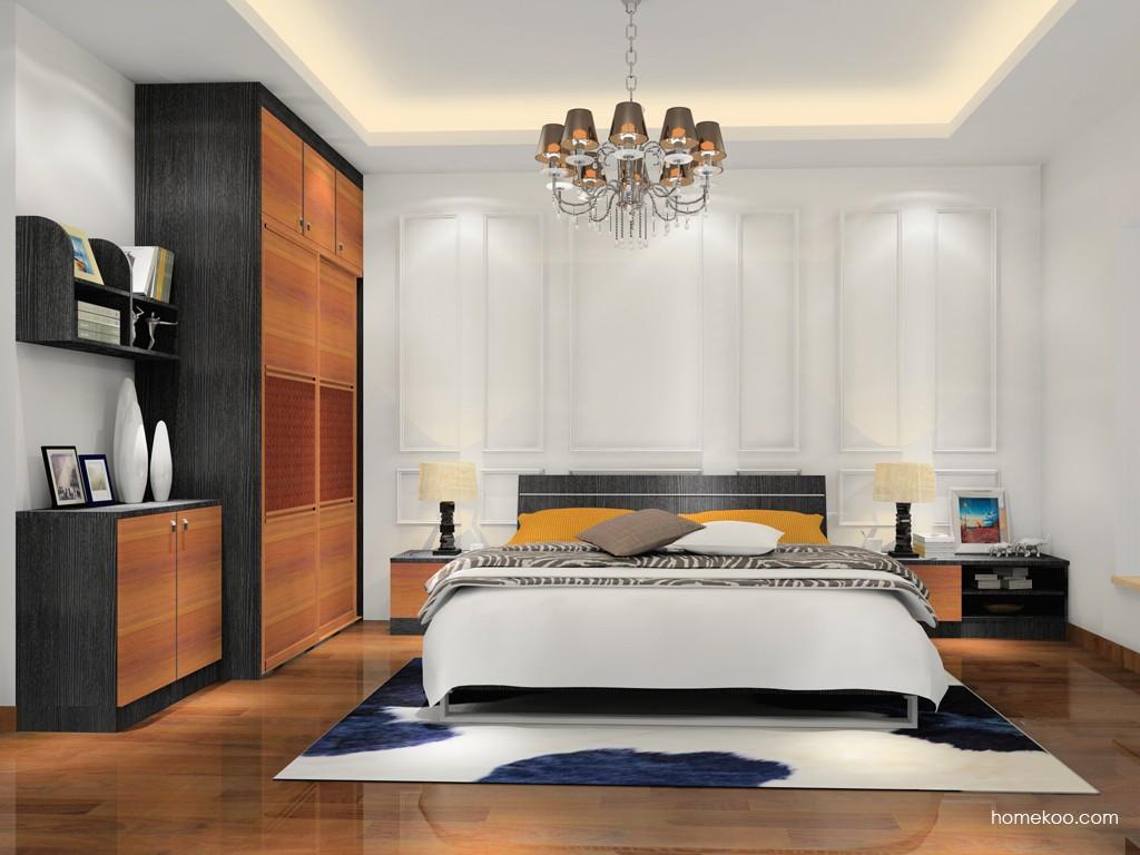 德国森林卧房家具A17120