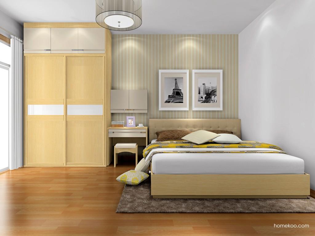 丹麦本色II卧房家具A17123