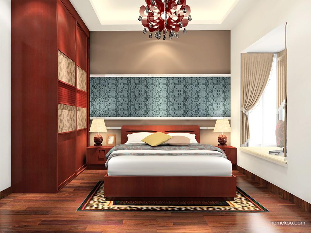 中国韵卧房家具A17127