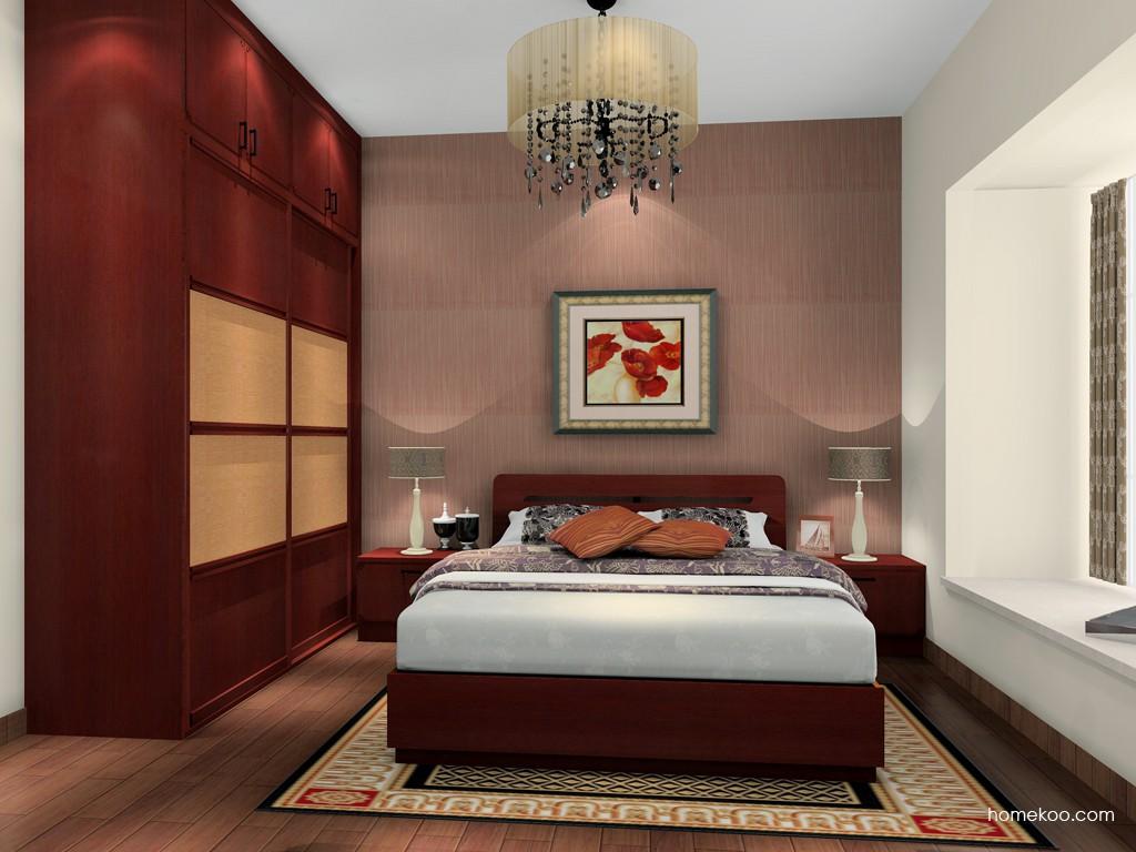 中国韵卧房家具A17138