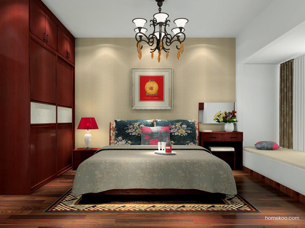 中国韵卧房家具A17139