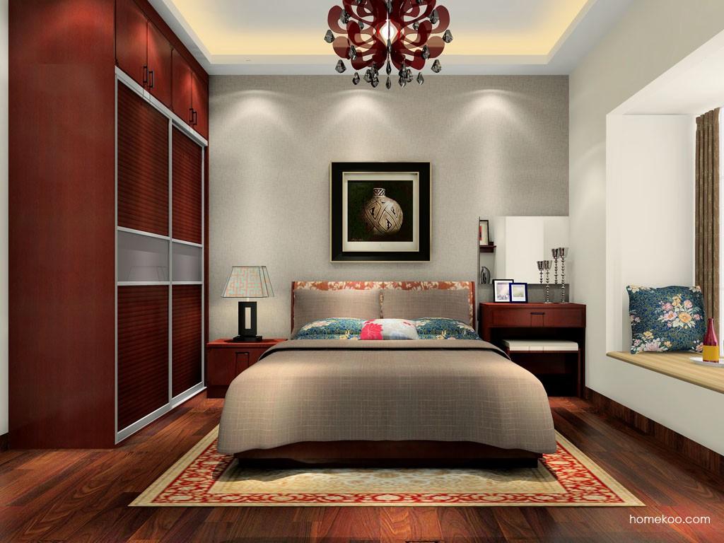 中国韵卧房家具A17144