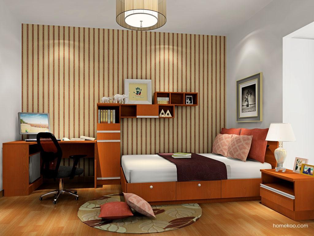 加州梦卧房家具A17157