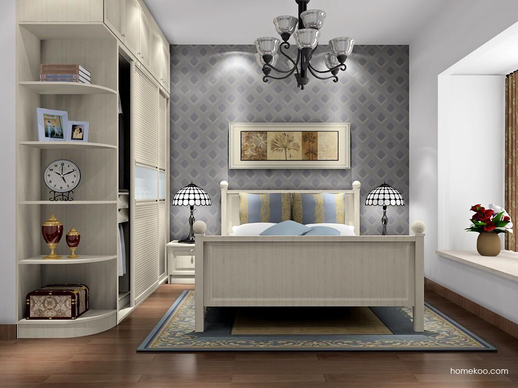 英伦印象卧房家具A17193