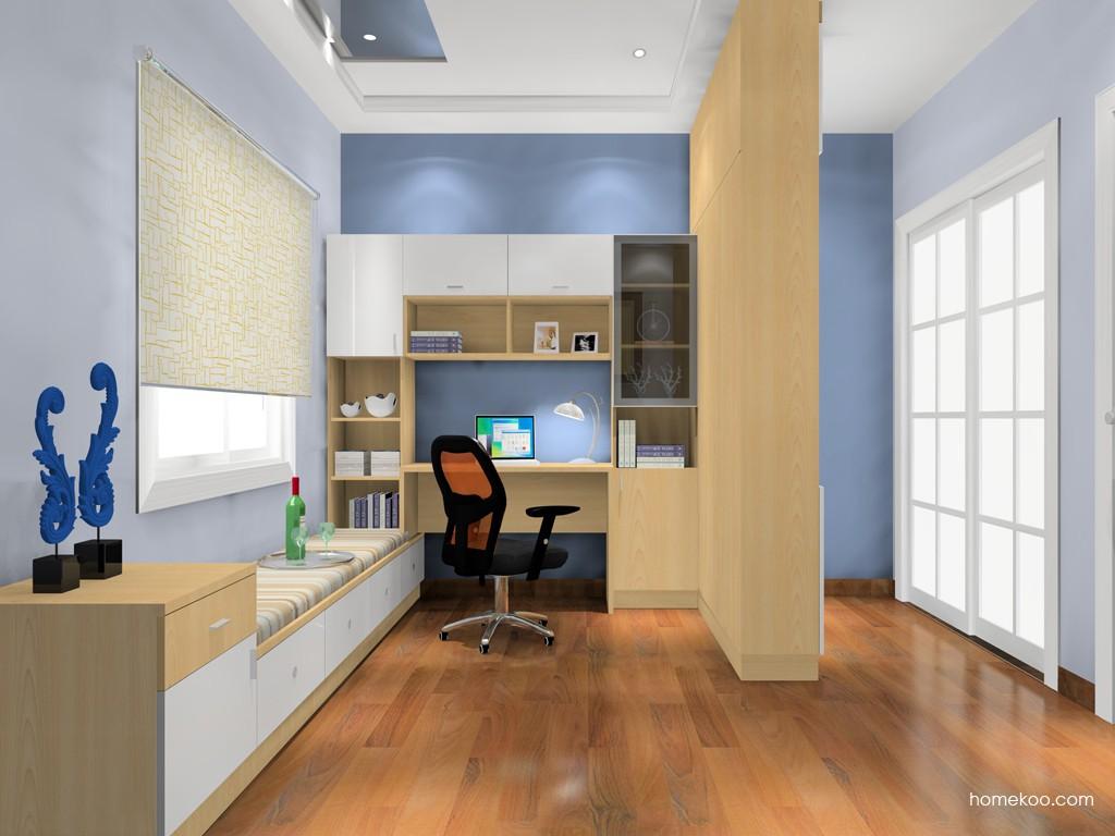 新实用主义书房家具C17129