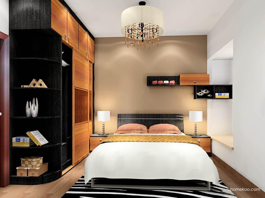 德国森林卧房家具A17202
