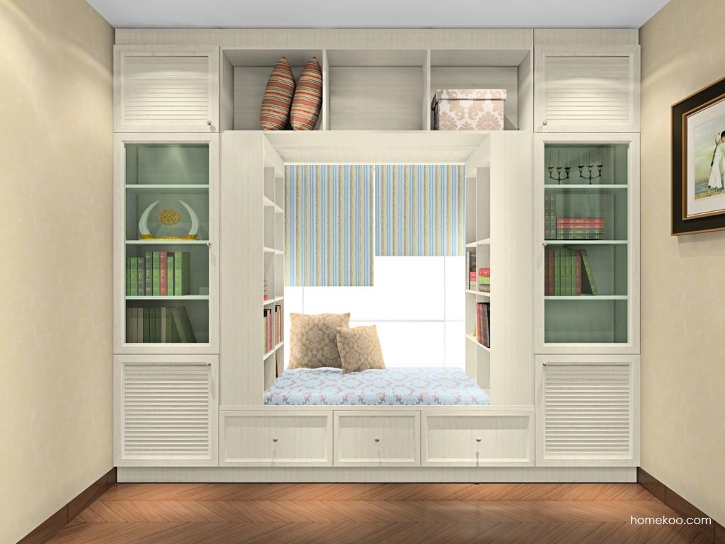 英伦印象书房家具C17139