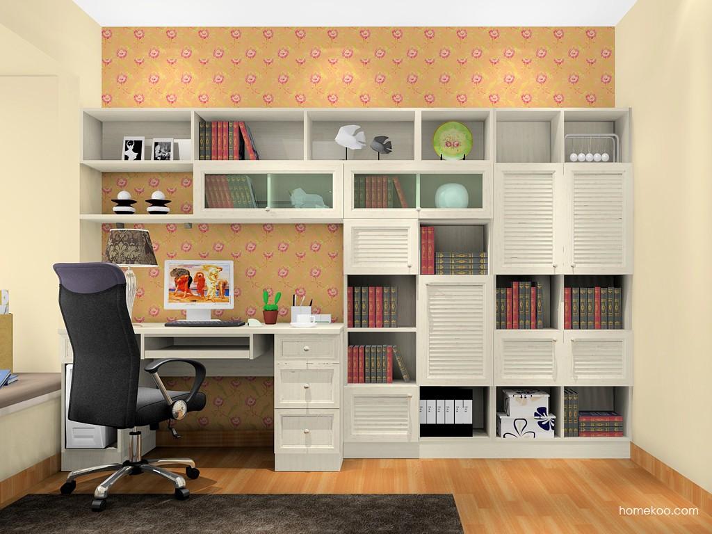 英伦印象书房家具C17145
