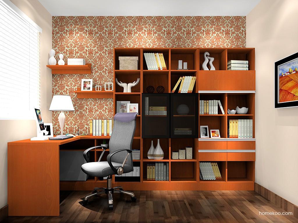 加州梦书房家具C17151
