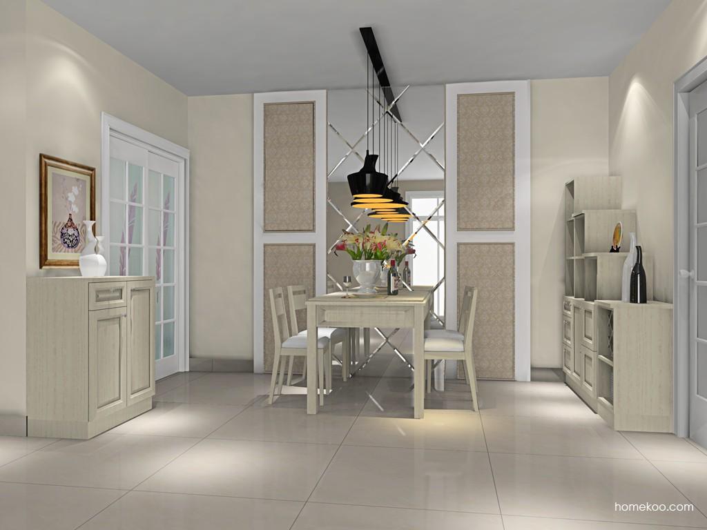 英伦印象餐厅家具E16618