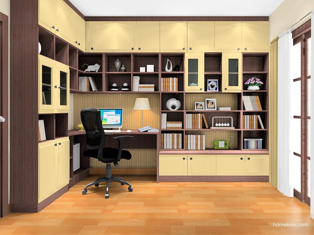 卡罗摩卡书房家具C17167