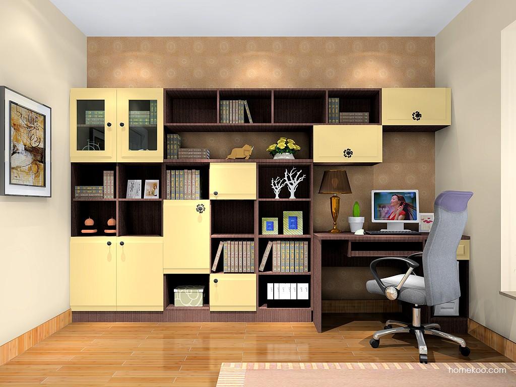 卡罗摩卡书房家具C17175