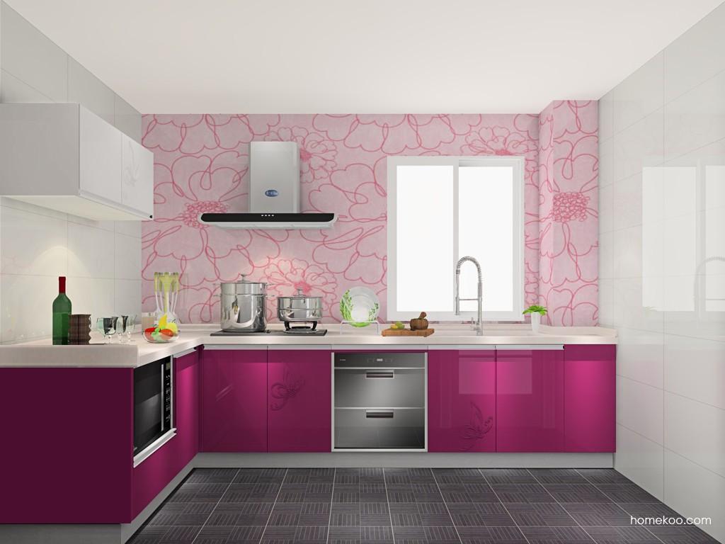 紫晶魅影橱柜F15016