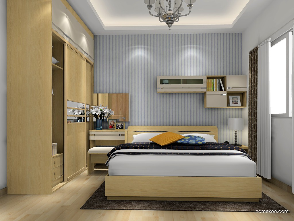 丹麦本色II卧房家具A17226