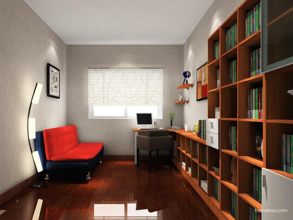 书房家具C2750
