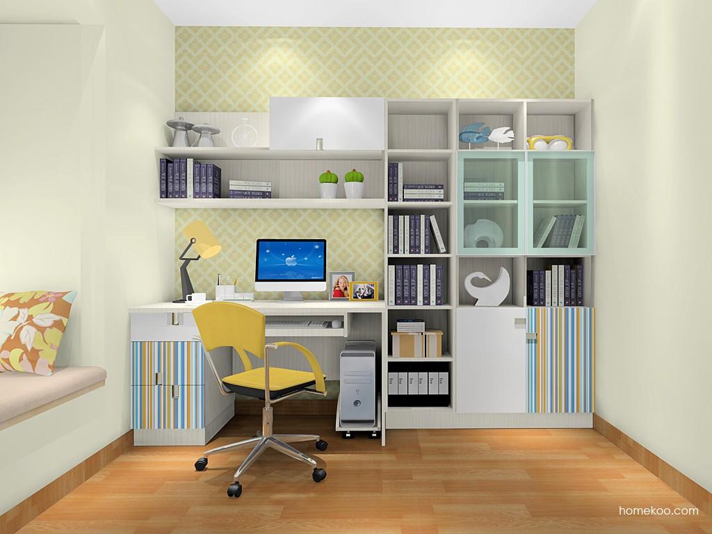 首尔之缤书房家具C17177