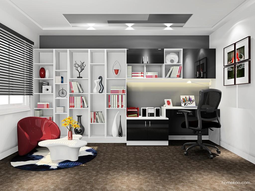 新实用主义书房家具C17185