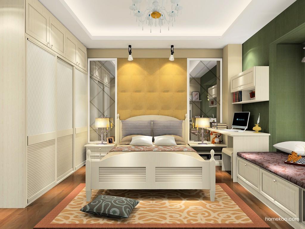 英伦印象卧房家具A17239