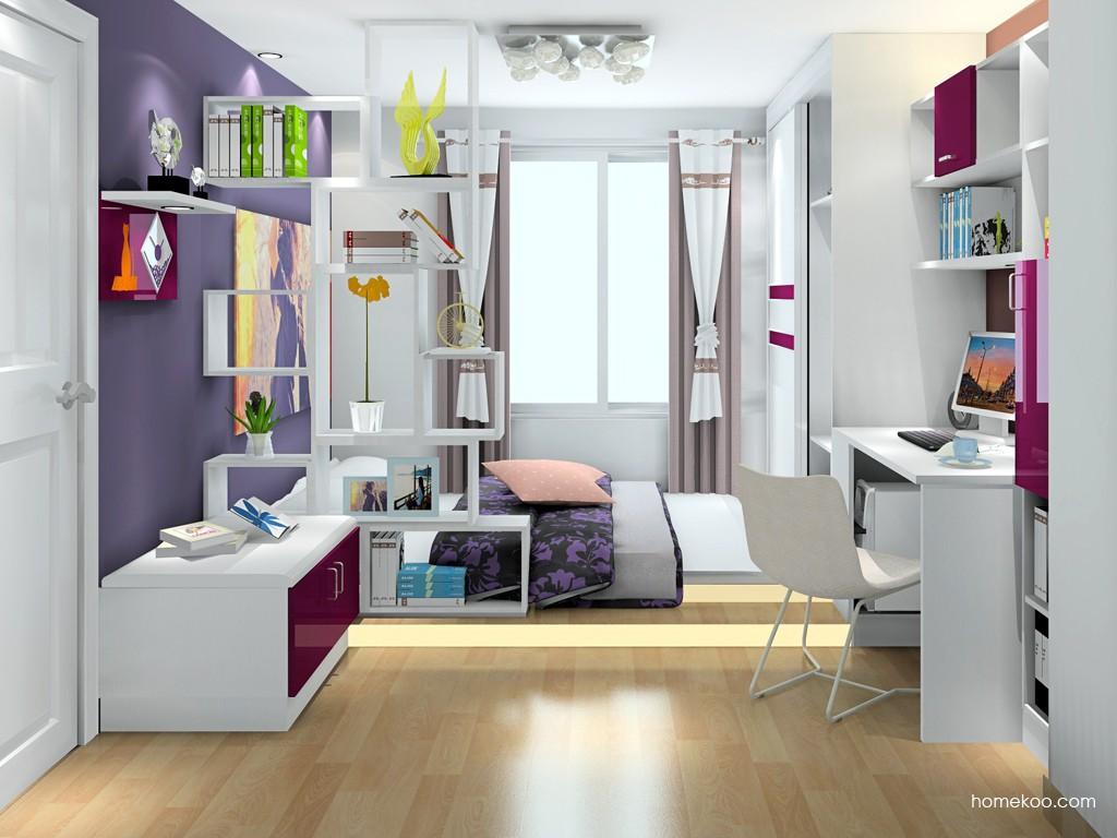 浪漫主义卧房家具A17250