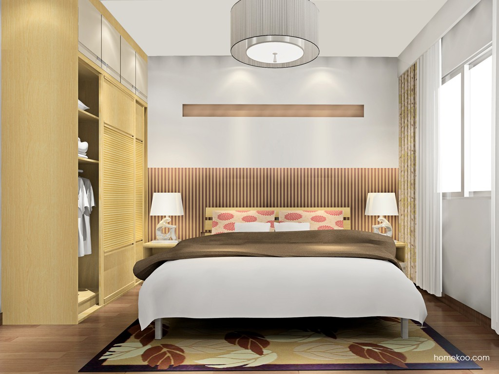 丹麦本色II卧房家具A17252