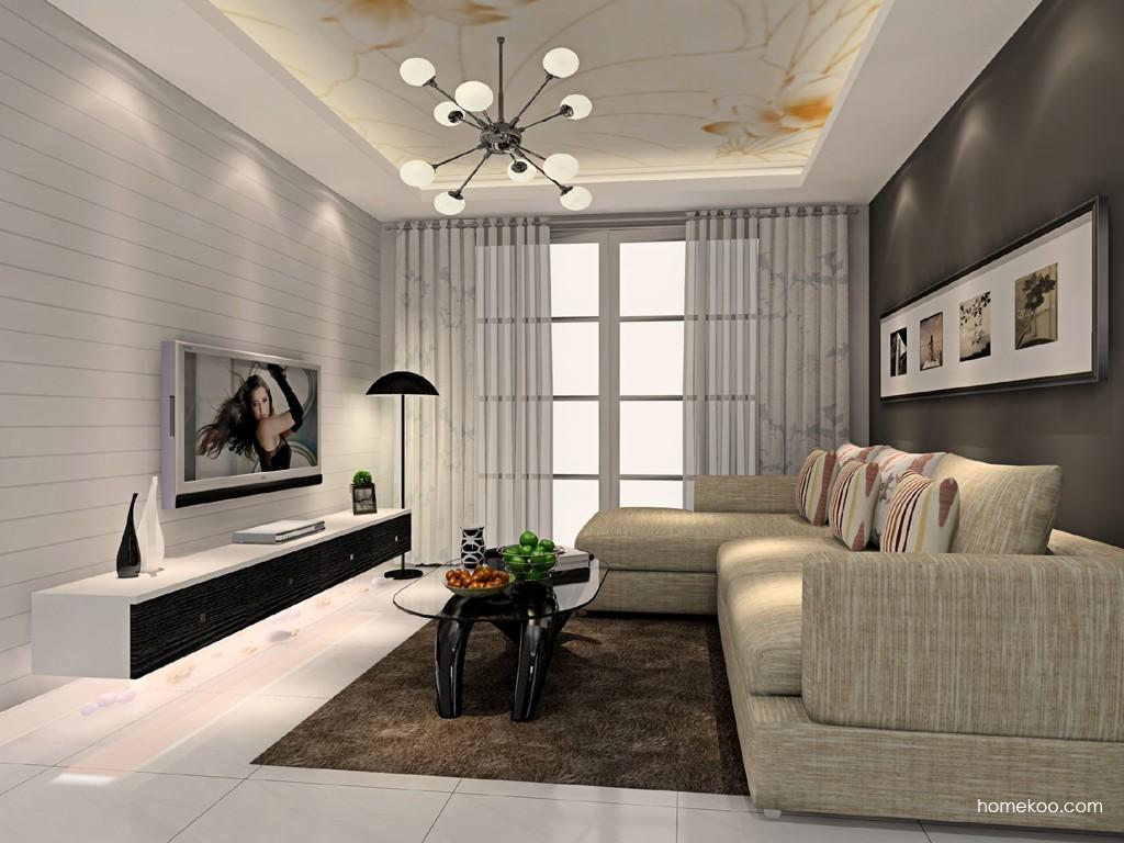 简约主义客厅家具D16645