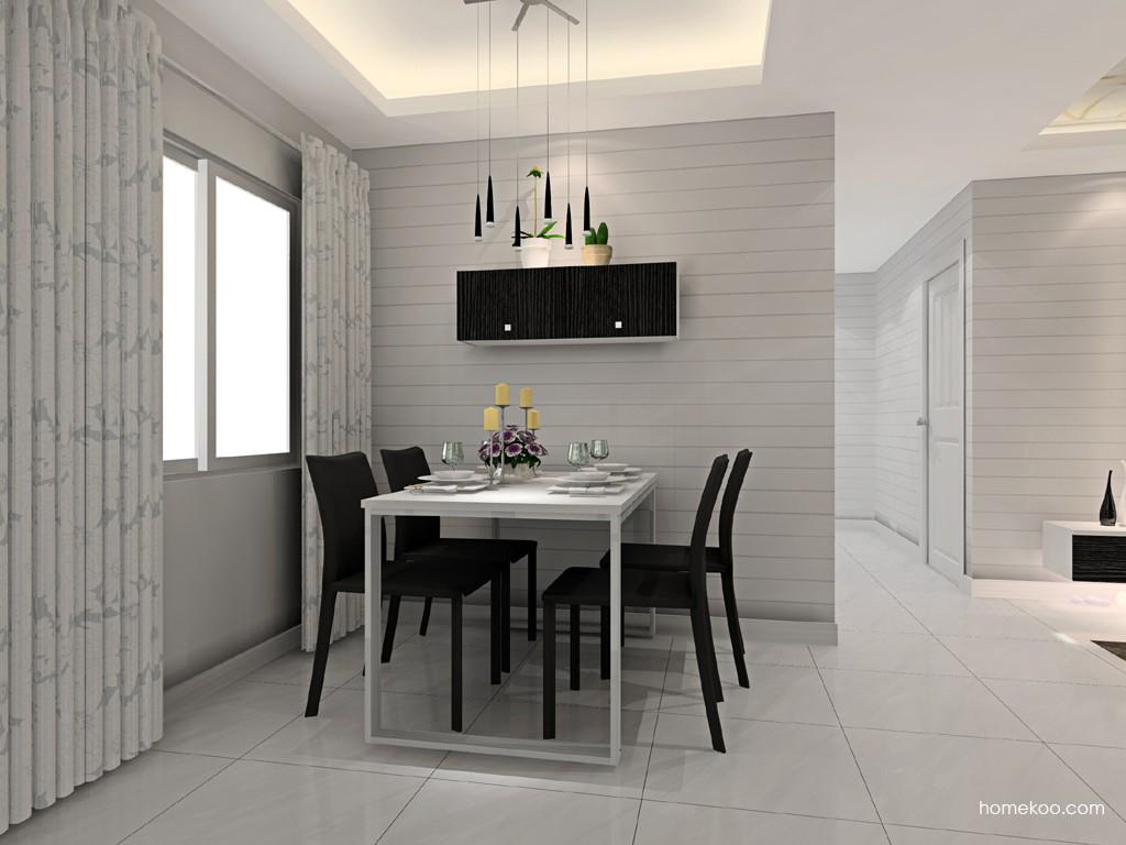 简约主义餐厅家具E16642