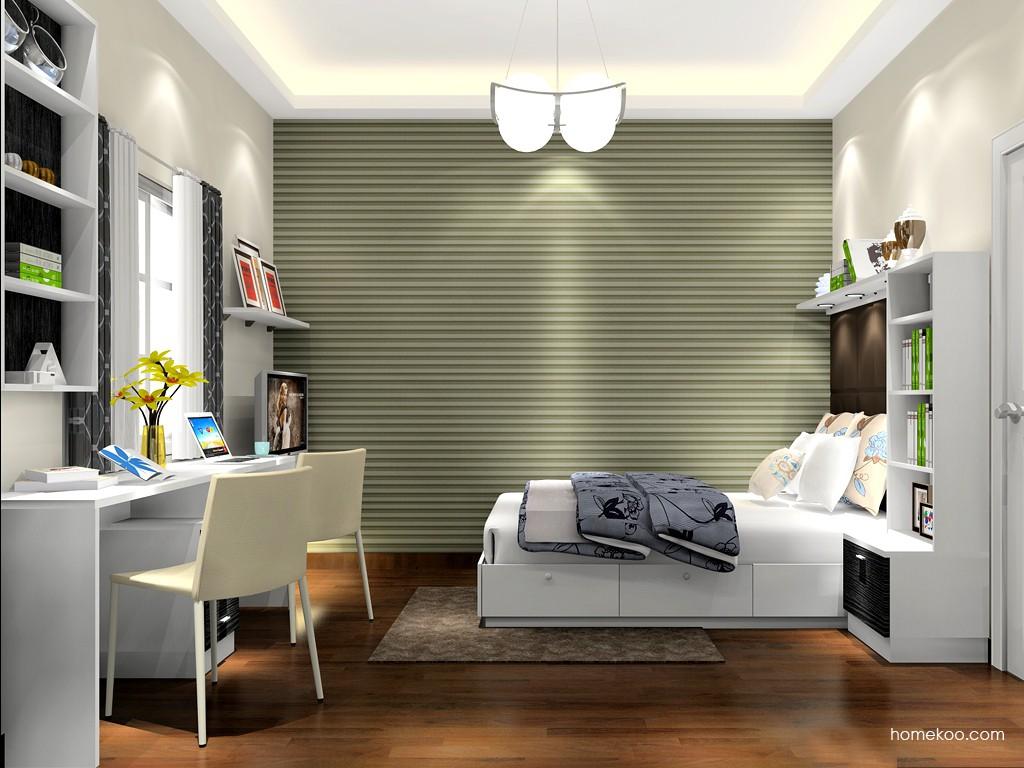 简约主义卧房家具A17264