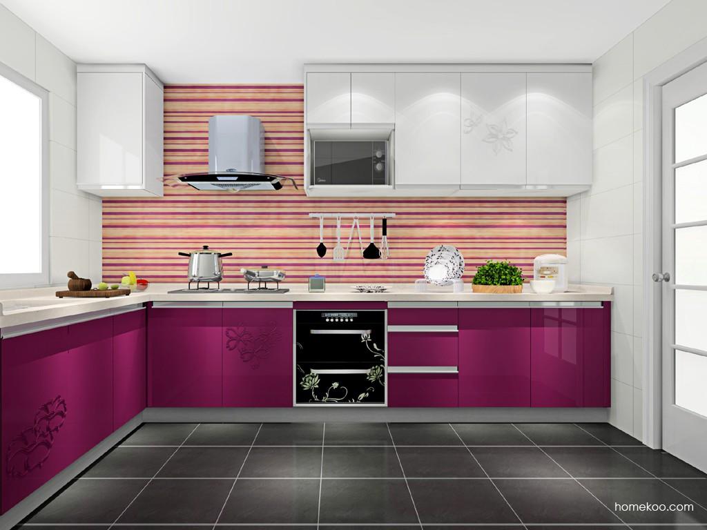 紫晶魅影橱柜F15036