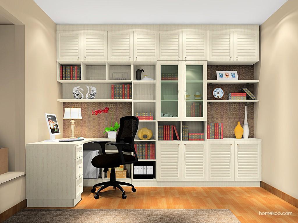 英伦印象书房家具C17227