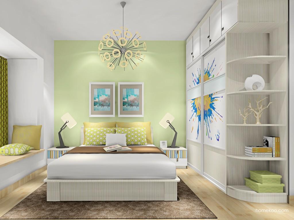 首尔之缤卧房家具A17270