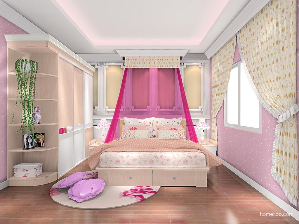 女孩的梦青少年房B16933
