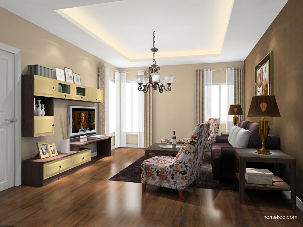 卡罗摩卡客厅家具D16651