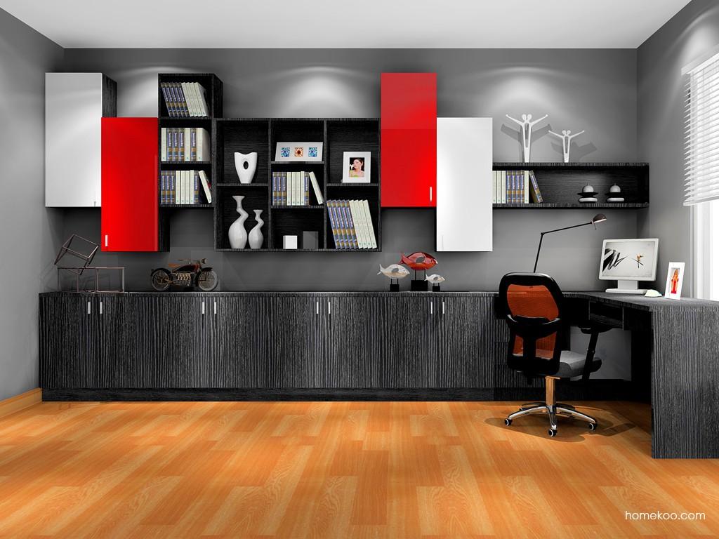新实用主义书房家具C17281