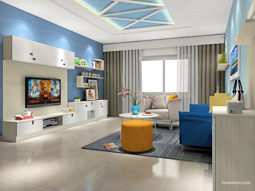 首尔之缤客厅家具D16659