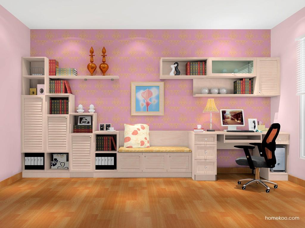 北欧阳光书房家具C17292