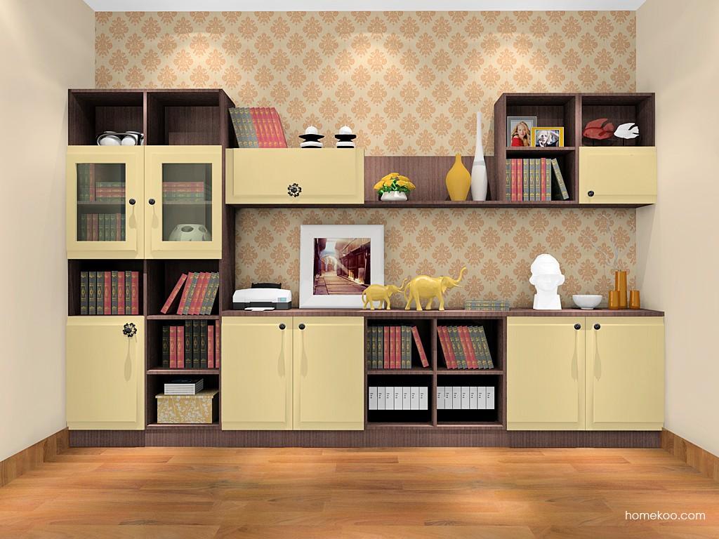 卡罗摩卡书房家具C17301