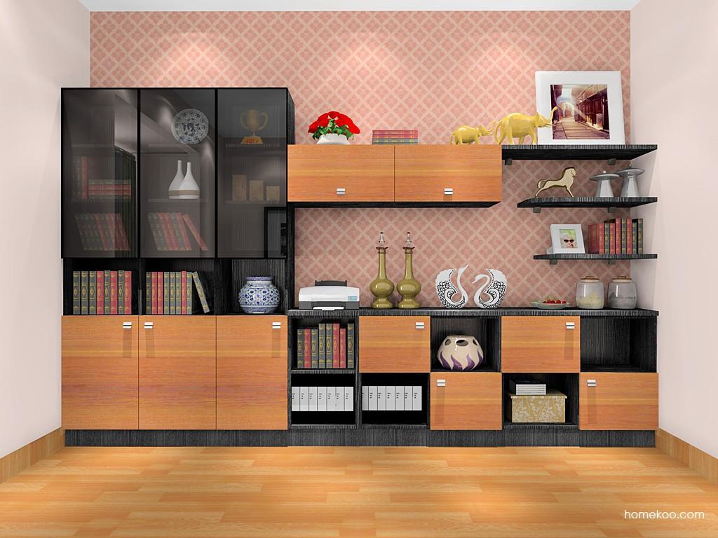 德国森林书房家具C17307