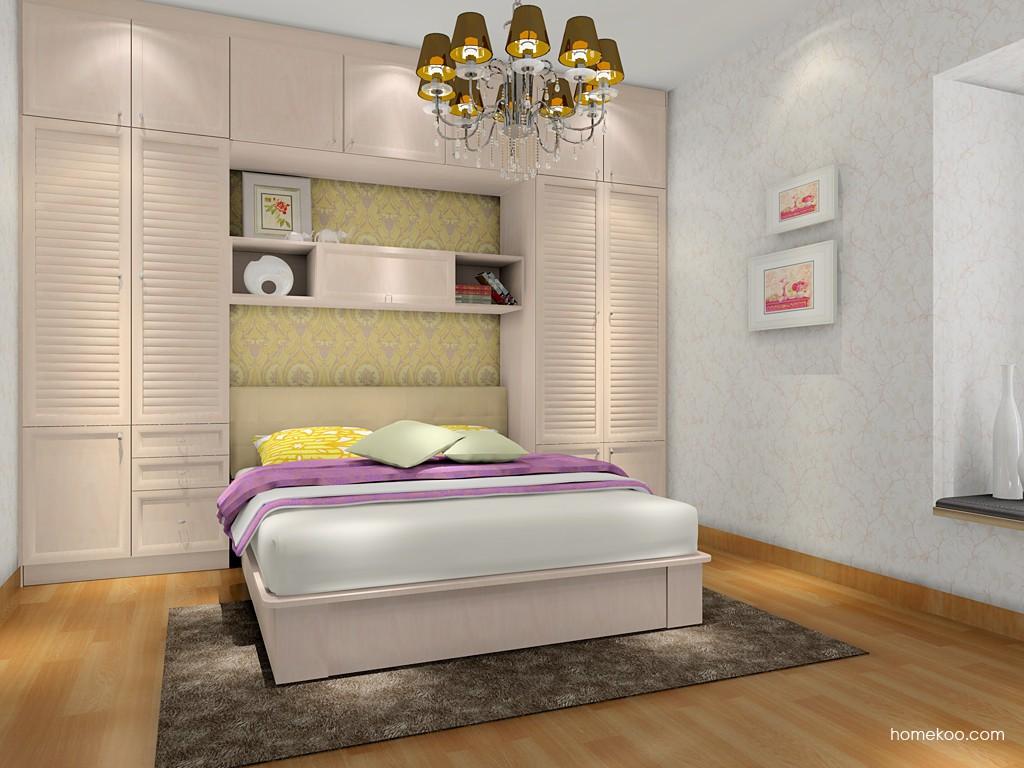 北欧阳光卧房家具A17321
