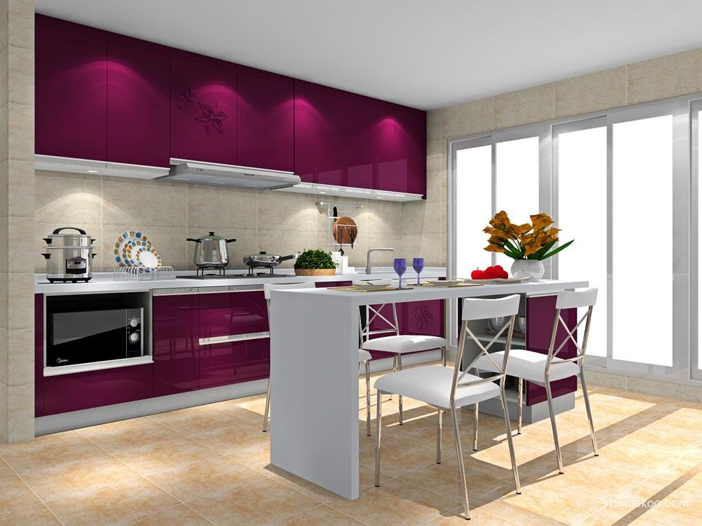 紫晶魅影橱柜F15065