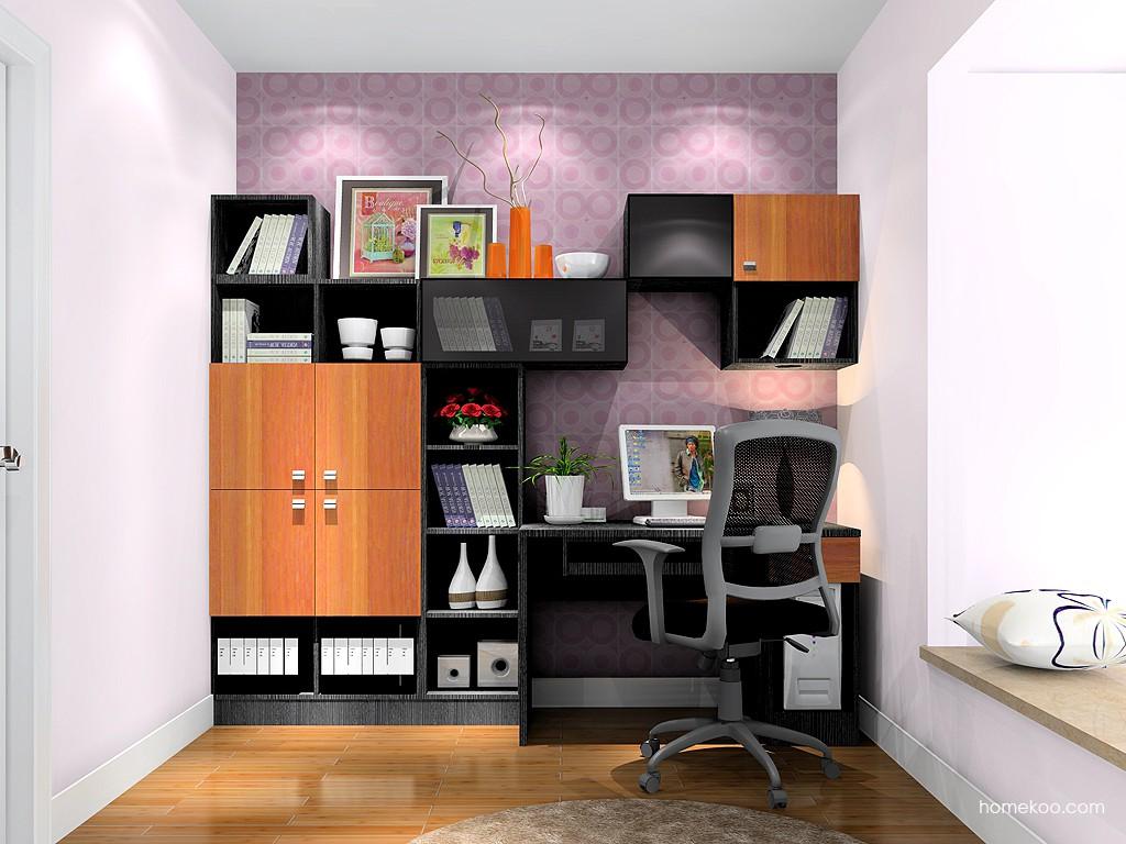 德国森林书房家具C17335
