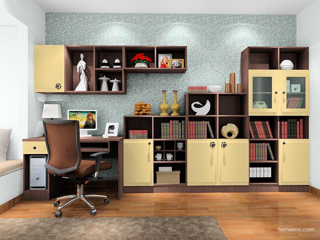 卡罗摩卡书房家具C17338