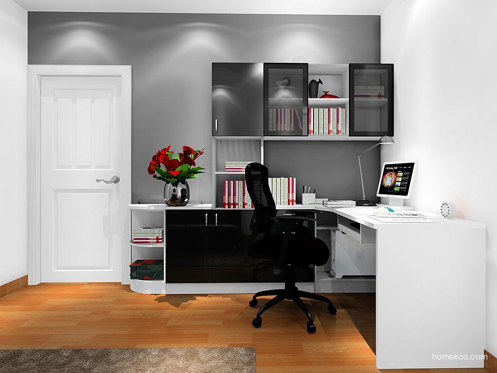 新实用主义书房家具C17340