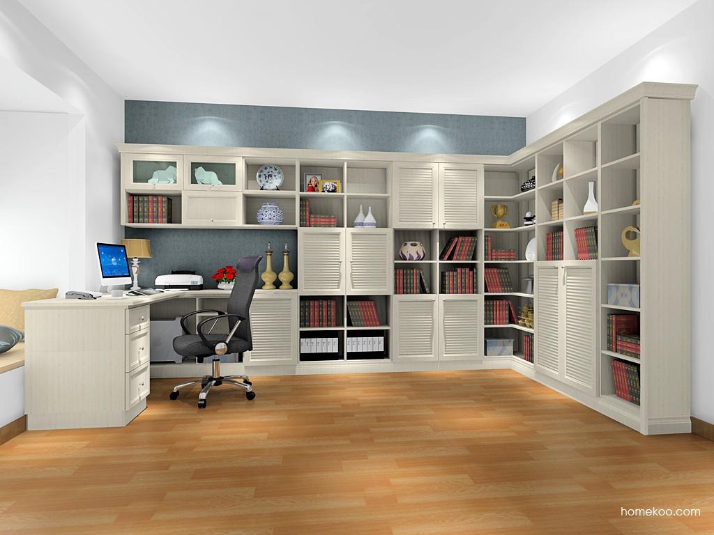 英伦印象书房家具C17351
