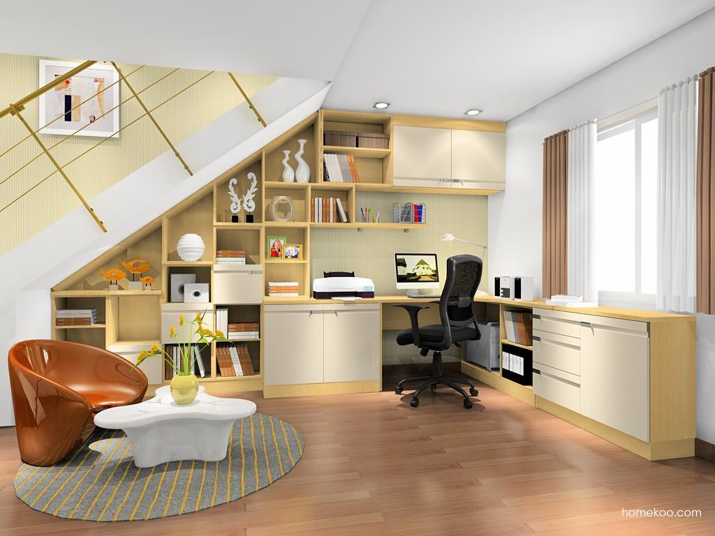 丹麦本色II书房家具C17363