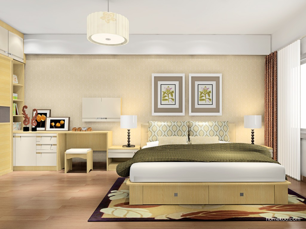 丹麦本色II卧房家具A17345