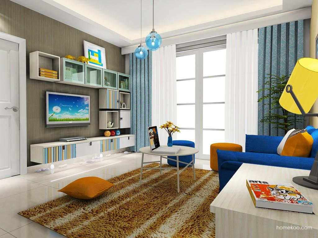 首尔之缤客厅家具D16668