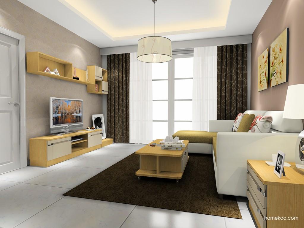 丹麦本色II客厅家具D16670