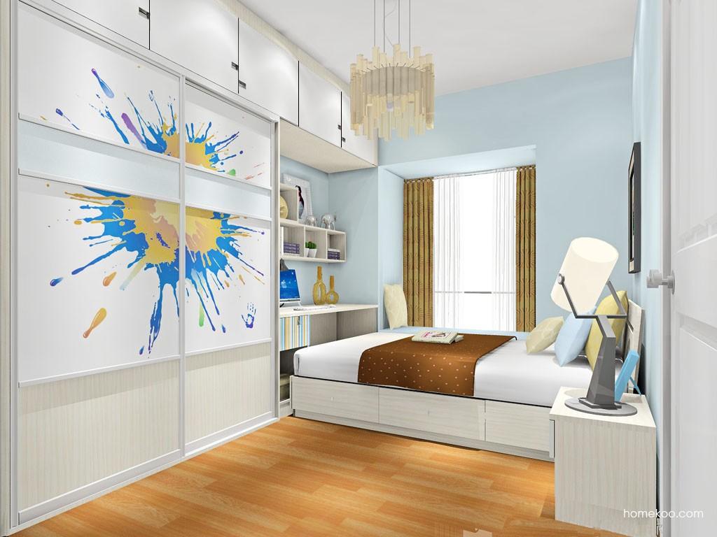 首尔之缤卧房家具A17353